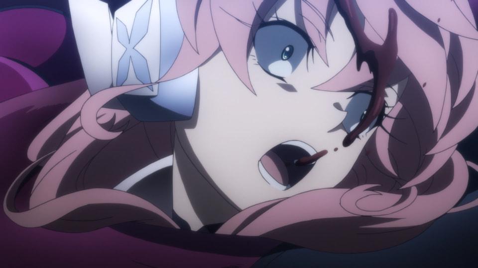 戦姫絶唱シンフォギアXV 10話 海外の反応